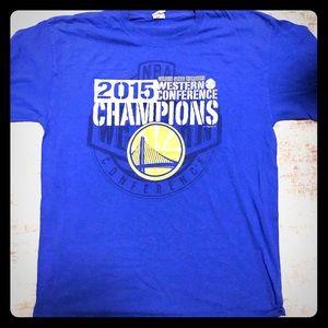 Golden State Warriors Championship Tee